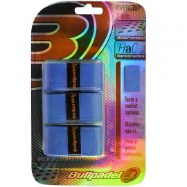 BLÍSTER 3 OVERGRIPS BULLPADEL GB1200-001