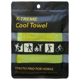 TOALLA X-TREME COOL TOWEL AMARILLO FLÚOR