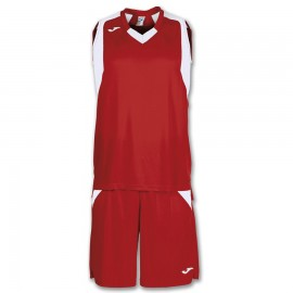CONJUNTO S/M BASKET JOMA SET FINAL 101115-602