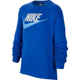 SUDADERA NIKE CREW CLUB FLEECE BV0785-480