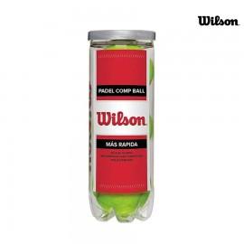 BOTE BOLAS WILSON PÁDEL COMP BALL 0501400