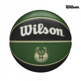 BALÓN BALONCESTO WILSON NBA TEAM TRIBUTE BUCKS 0501459
