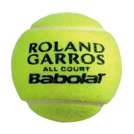 bee386d4d PACK DE BOLAS BABOLAT FOAL X4 TENIS 502045-113 - Oxigeno Deportes